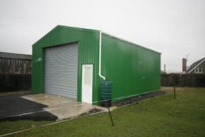 Poole Industrial Garages