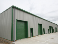 Steel Garages | Dorset