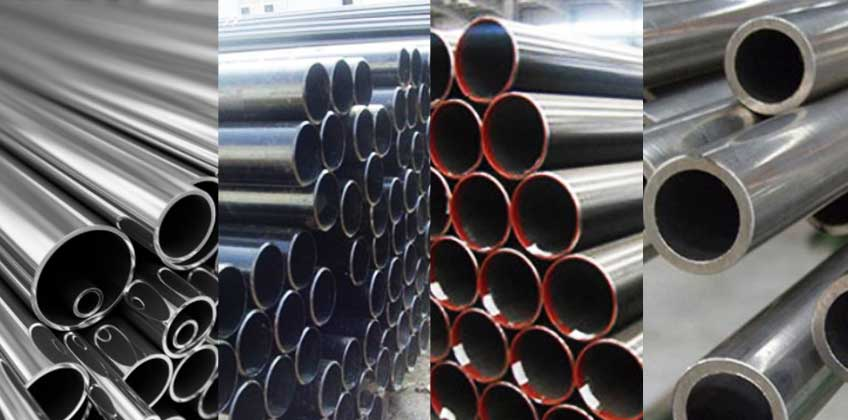 types-of-steel-pipes